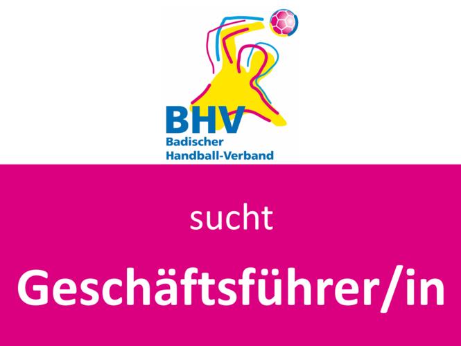 Stellenausschreibung Geschäftsführer/in BHV