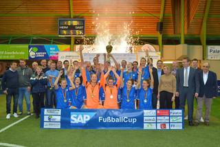 SAP FußballCup 2020 Foto: Klaus Schwabenland