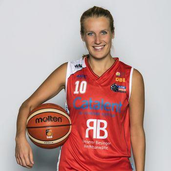 Anna Meusel, AXSE BasCats USC Heidelberg