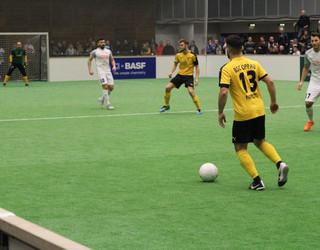 38. Ludwigshafener Stadtmeisterschaft im Hallenfußball