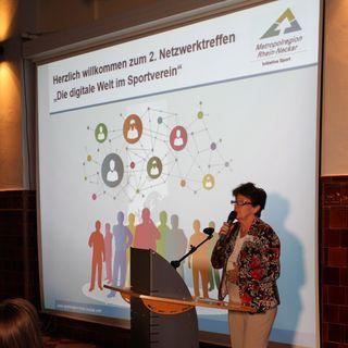2. Netzwerktreffen Digitale Welt im Sportverein