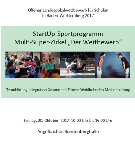 """Multi-Super-Zirkel """"Der Wettbewerb"""""""