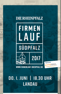 Firmenlauf Südpfalz