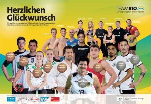 Foto: Team Rio Metropolregion Rhein-Neckar