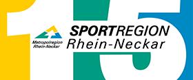 Logo - Sportregion Rhein-Neckar e.V.
